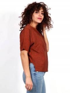 Camisetas Blusas y Tops - Camisa camisa amplina de media CMEV16.