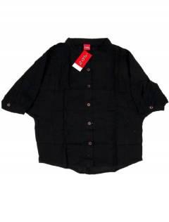 Camisetas Blusas y Tops - Camisa CMEV18 - Modelo Negro