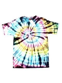 Camisetas T-Shirts - Camiseta 100% algodón CMMF01 - Modelo Negro
