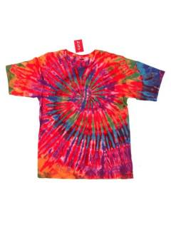 Camisetas T-Shirts - Camiseta 100% algodón CMMF01 - Modelo Rojo