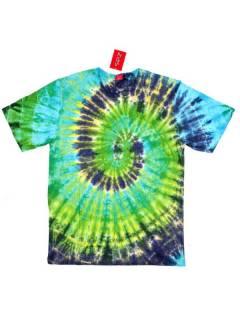 Camisetas T-Shirts - Camiseta 100% algodón CMMF01 - Modelo Verde