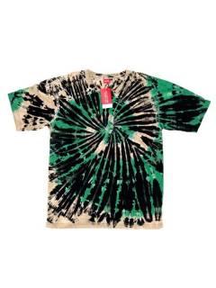 Camisetas T-Shirts - Camiseta 100% algodón CMMF03 - Modelo Verde