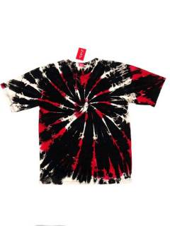 Camisetas T-Shirts - Camiseta 100% algodón CMMF03 - Modelo Rojo
