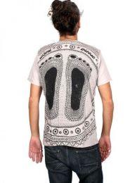 Camiseta Mirror, algodón detalle del producto