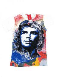 Camiseta Mirror Che Guevara CMMI11B para comprar al por mayor o detalle  en la categoría de Bisutería Hippie Étnica Alternativa.