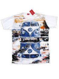 Camisetas T shirts - Camiseta 100% algodón CMMI16 - Modelo Blanco