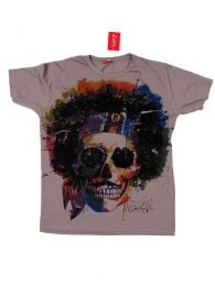 Camisetas T shirts - Camiseta 100% algodón CMMI18 - Modelo Gris