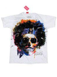 Camisetas T shirts - Camiseta 100% algodón CMMI18 - Modelo Blanco