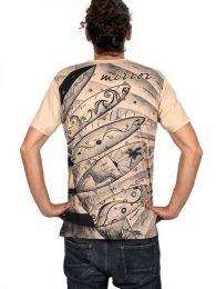 Camiseta algodón de detalle del producto