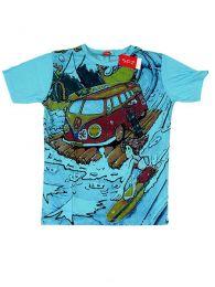 Camiseta Mirror Volks Skate Surf CMMI20 para comprar al por mayor o detalle  en la categoría de Artículos Artesanales.