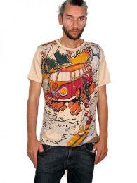 Camiseta Mirror Volks Skate Surf CMMI20 para comprar al por mayor o detalle  en la categoría de Ropa Hippie Alternativa para Mujer.