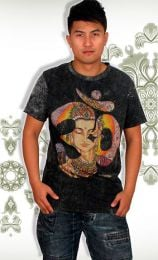 No Time Om Shiva CMNT04 T-shirt to buy wholesale or detail in the category of Alternative Hippie Clothing for Men.
