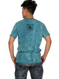 Camiseta 100% algodón detalle del producto