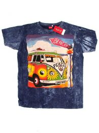 NoTime VW Bus Beach CMNT12 t-shirt to buy in detail or wholesale in the Alternative Ethnic Hippie Outlet category.