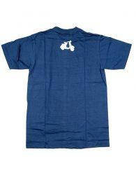 Camisetas T-Shirts - Camiseta moto Vespa frontal. CMSE05.
