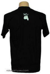 Camiseta VESPA PIAGGIO, algodón detalle del producto