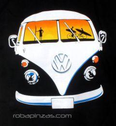 Volkswagen, camiseta algodón detalle del producto