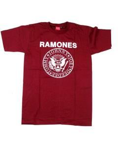 Camisetas T-Shirts - Camiseta de manga corta de CMSE40 - Modelo Granate