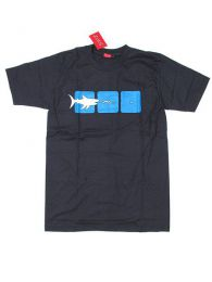 Camisetas T shirts - Camiseta de manga corta de CMSE44 - Modelo Azul