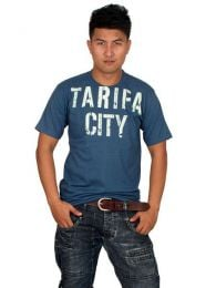 Tarifa City CMSE45 T-shirt to buy wholesale or detail in the Hippie Clothing category for Men.