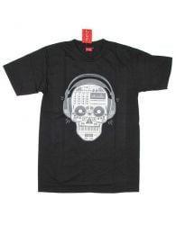 Camisetas T shirts - Camiseta de manga corta de CMSE47 - Modelo Negro