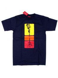 Camisetas T shirts - Camiseta de manga corta de CMSE52 - Modelo Negro