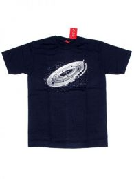 Camiseta de manga corta de Mod Azul os