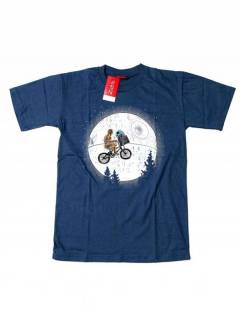Camisetas T-Shirts - Camiseta de manga corta de CMSE62 - Modelo Azul