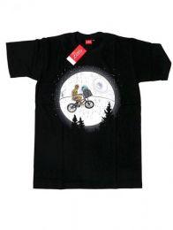 Camisetas T-Shirts - Camiseta de manga corta de CMSE62 - Modelo Negro