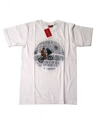 Camisetas T-Shirts - Camiseta de manga corta de CMSE62 - Modelo Blanco