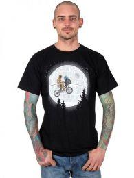 Camiseta Star ET, para comprar al por mayor o detalle  en la categoría de Ropa Hippie de Mujer | ZAS Tienda Alternativa.[CMSE62]