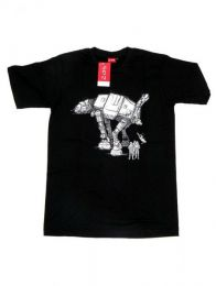 Camisetas T shirts - Camiseta de manga corta de CMSE65 - Modelo Negro
