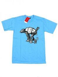 Camisetas T shirts - Camiseta de manga corta de CMSE65 - Modelo Azul