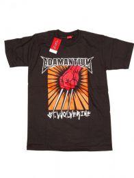Camisetas T shirts - Camiseta de manga corta de CMSE66 - Modelo Marrón