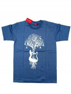 T-shirt Guitar Tree Roots CMSE70 para comprar a granel ou em detalhes na categoria Acessórios Alternativos para Hippies.