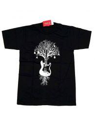 Camiseta Guitar Tree Roots CMSE70 para comprar al por mayor o detalle  en la categoría de Bisutería Hippie Étnica Alternativa.