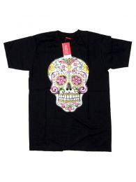 Camisetas T-Shirts - Camiseta manga corta Mexican CMSE78 - Modelo Negro
