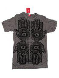 Camiseta SURE de algodón Mod Gris