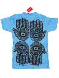 Camiseta SURE de algodón Mod Azul