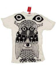 camiseta 100% algodón Mod Blanco