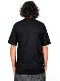 ZAS camiseta manga corta algodón detalle del producto