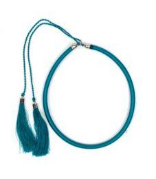 Collier à grosse chaîne de couleurs unies et phosphorescentes avec fermeture COBOU34 pour acheter en gros ou en détail dans la catégorie Alternative Ethnic Hippie Outlet | Magasin ZAS Hippie.