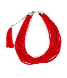 Chunky String Halskette in Volltonfarben und Multi-Turn phosphoreszierend, um Großhandel oder Detail in der Kategorie Alternative Ethnic Decoration zu kaufen. Weihrauch und Displays | ZAS Hippie Store. [COBOU35]