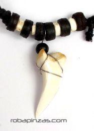 Großer Haifischzahnanhänger CODT3 zum Kauf im Großhandel oder Detail in der Kategorie Ethnic Hippie Alternative Jewelry und Silver | ZAS Online Store.