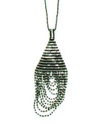 Colgante cuentas japonesas silver oro,  para comprar al por mayor o detalle  en la categoría de Bisutería y Plata Hippie Étnica Alternativa | ZAS Tienda Online. [COPA13]
