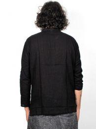 camisa de algodón finito detalle del producto
