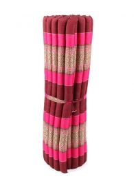 Almohadas y Colchones Kapok Tailandia - Colchoneta con relleno de CTMO03 - Modelo Rosa