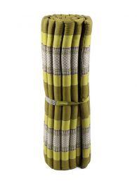 Almohadas y Colchones Kapok Tailandia - Colchoneta con relleno de CTMO03 - Modelo Verde2