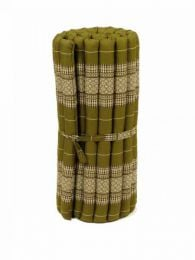 Almohadas y Colchones Kapok Tailandia - Colchoneta con relleno de CTMO04 - Modelo Verde