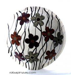 Lámpara decorativa realizada en fibra de vidrio viene con base de DLASO01 para comprar al por mayor o detalle  en la categoría de Decoración Étnica Alternativa. Incienso y Expositores | ZAS Tienda Hippie.